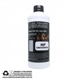 Tinta Publicaweb Ink Universal Corante Preto 1 kilo