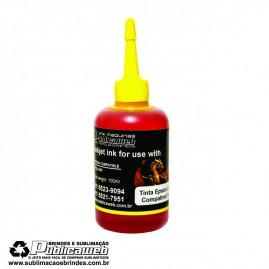 Tinta Epson 100ml na Cor Amarelo Suprema