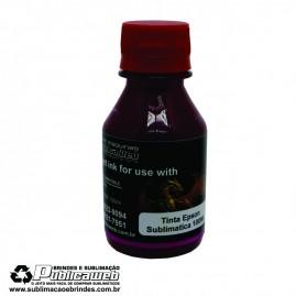 Tinta Epson Sublimatica 100ml na Cor Magenta Suprema