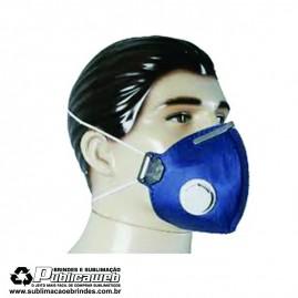 Mascara Respiratória com Respirador