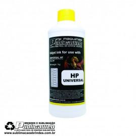 Tinta Publicaweb Ink Universal Corante Amarelo 1 kilo