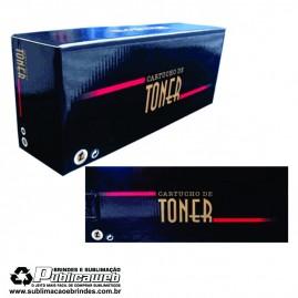 Caixa de Toner Preta e Ouro sem Alça Pequeno c/10 Unid.